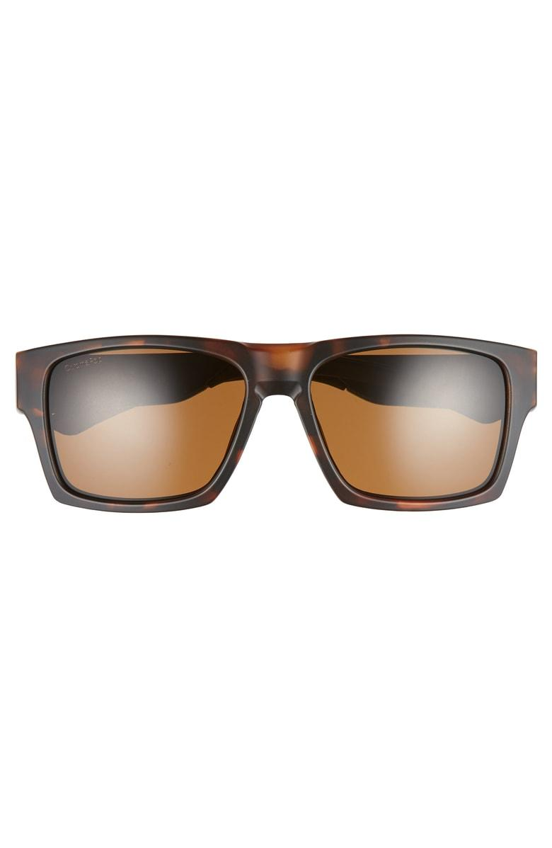 cd0a0f05c0c Smith Outlier 2Xl 59Mm Polarized Sunglasses - Matte Tortoise