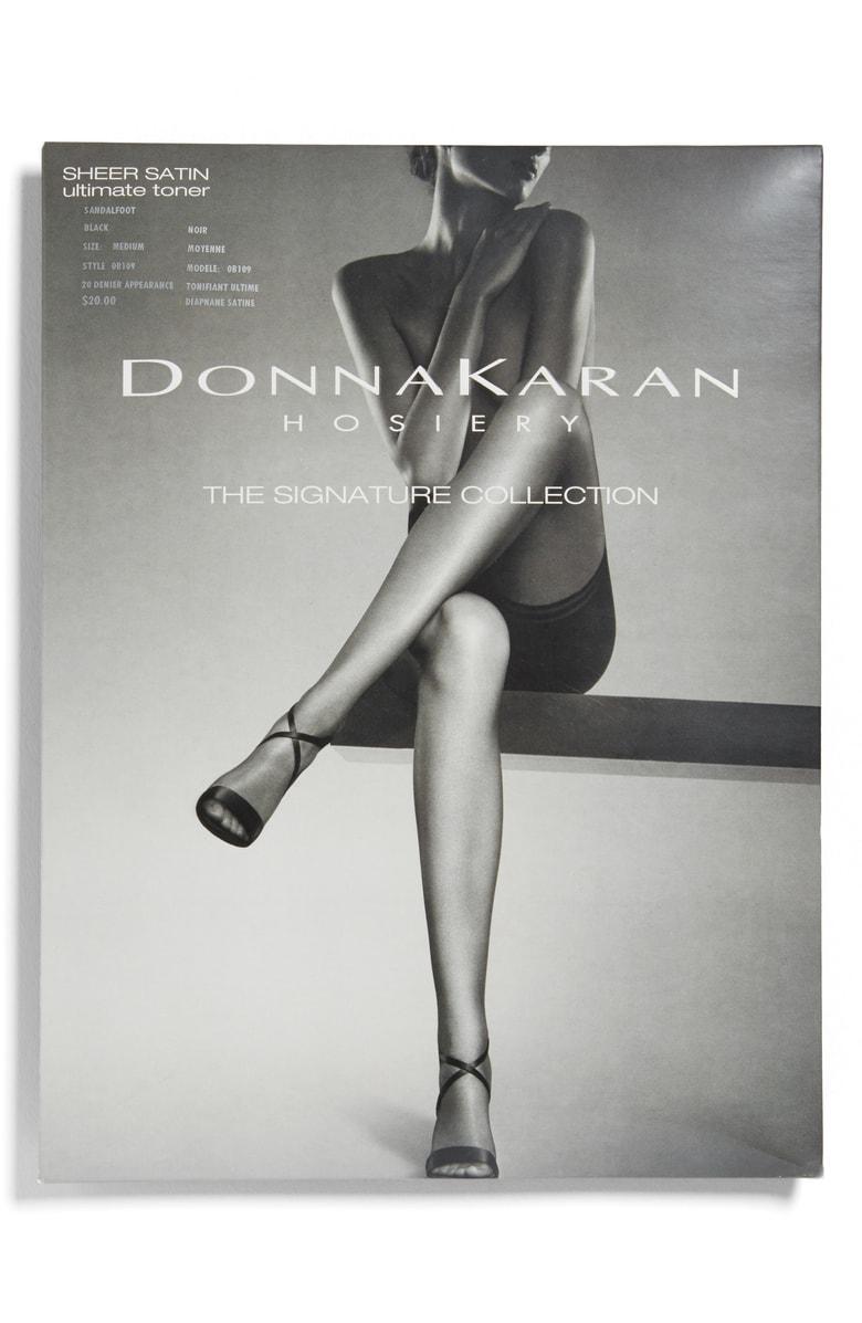 936addb06 Donna Karan Satin Sheer Toner With Restore Technology™ In Black ...