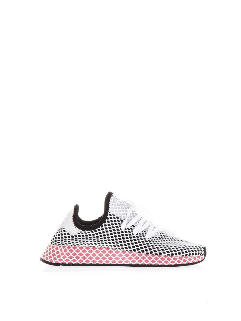 b1113002f3f Adidas Originals Sneakers Adidas Deerupt Runner W Sneakers In Knit And Mesh  Stretch Net Effect In