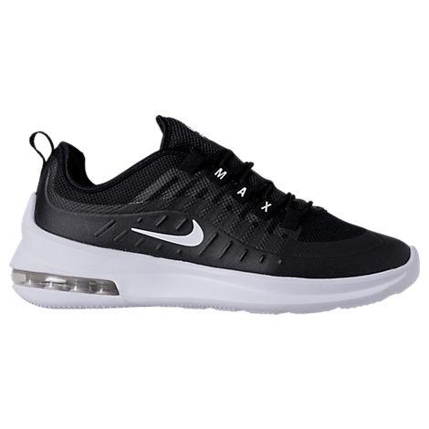 6201d0ded6 Nike Men's Air Max Axis Casual Sneakers From Finish Line In Black ...
