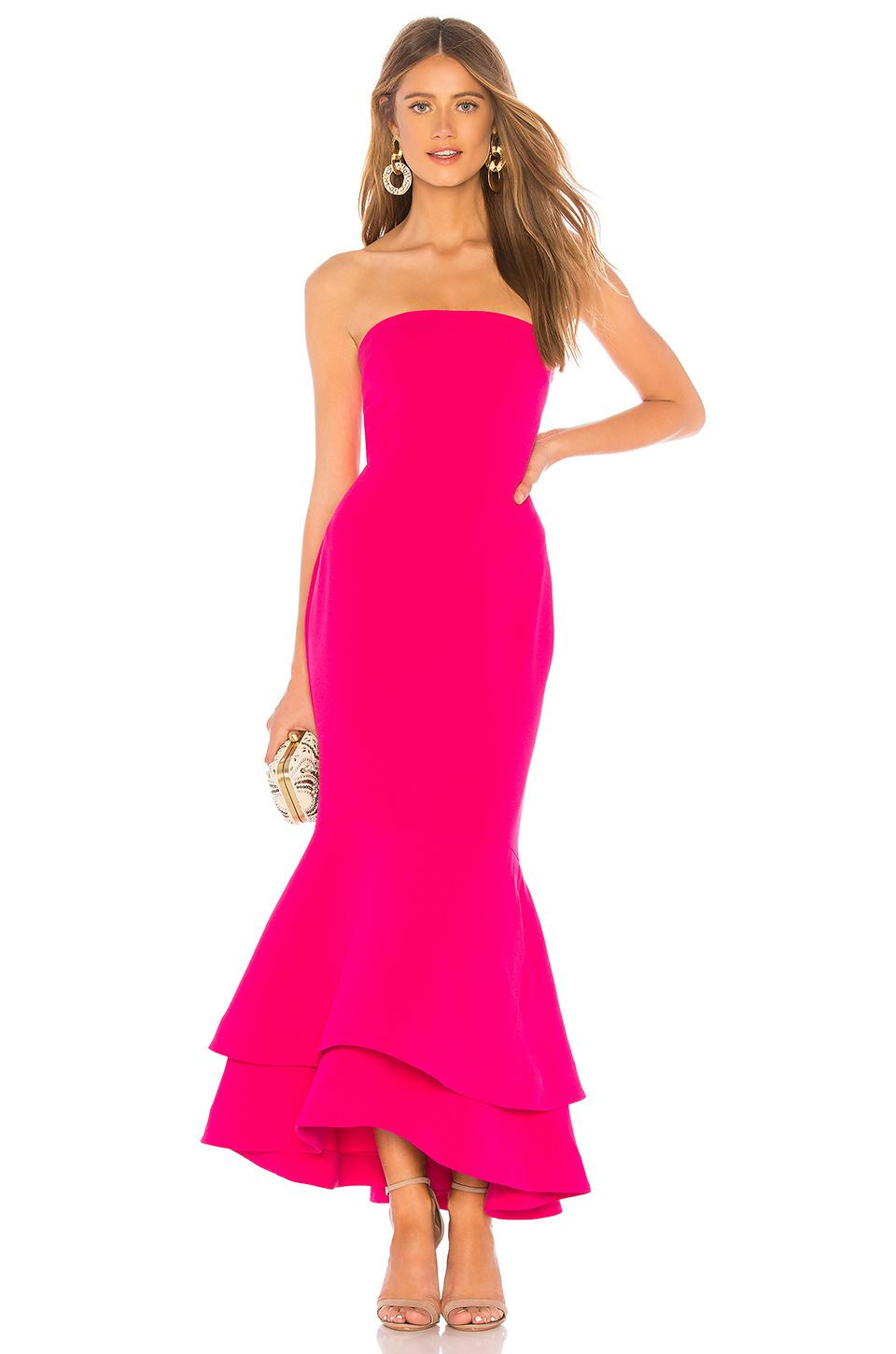 6f93b0f2100 Lovers+Friends Lovers + Friends Dillion Midi In Pink. REVOLVE