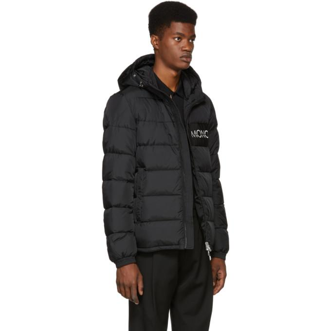 fe640dcdf Aiton Quilted Shell Jacket in Black
