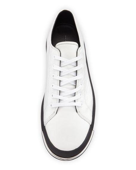 0bd283653a66 Alexander Wang Pia Bar-Toe Low-Top Sneakers In White