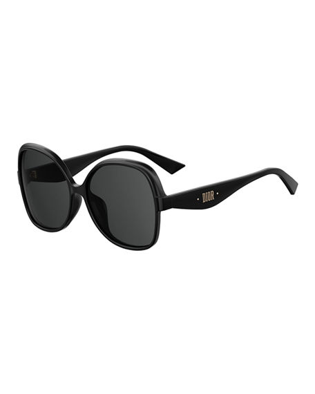 e4d092b3f6 Dior Nuance F 60Mm Sunglasses - Black