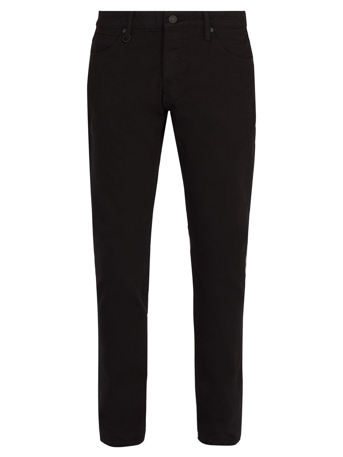 b7a686b1 Neuw - Lou Slim Leg Jeans - Mens - Black | ModeSens