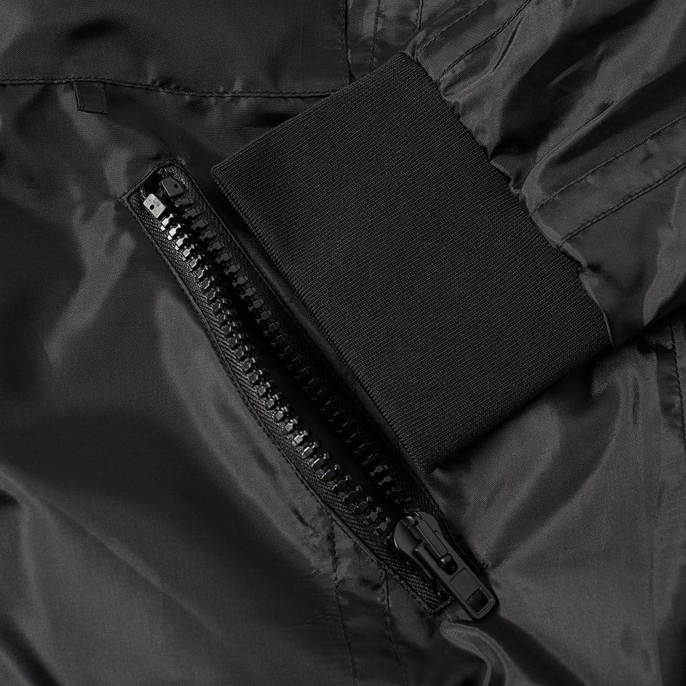 de2d78b2e8 Maison Margiela 14 Nylon Logo Sports Jacket In Black