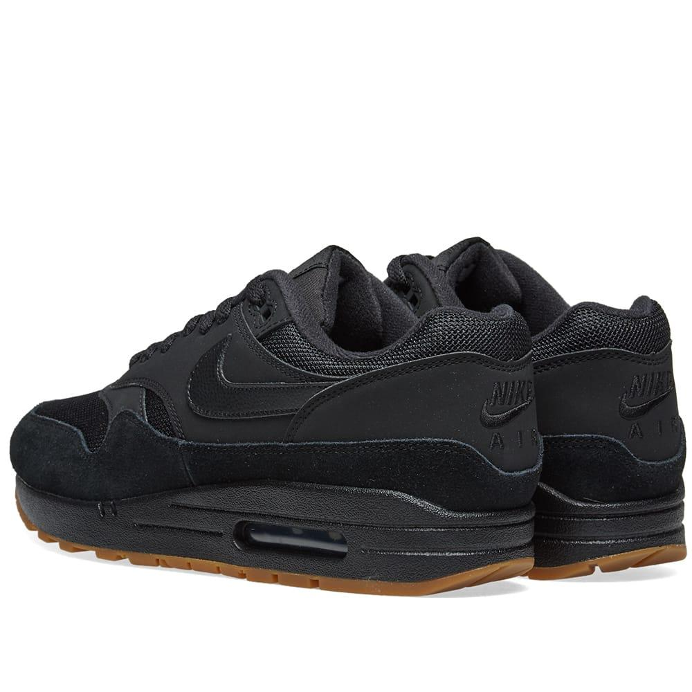 Black SuedeNubuck And Sneakers 1 Max Mesh Air Premium UVMSGqzp