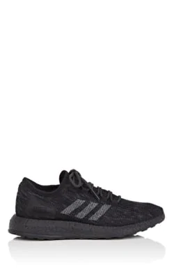 ecb8550dbf4c2 Adidas Originals Adidas Men s Pureboost Cb Running Sneakers From Finish Line  In Black