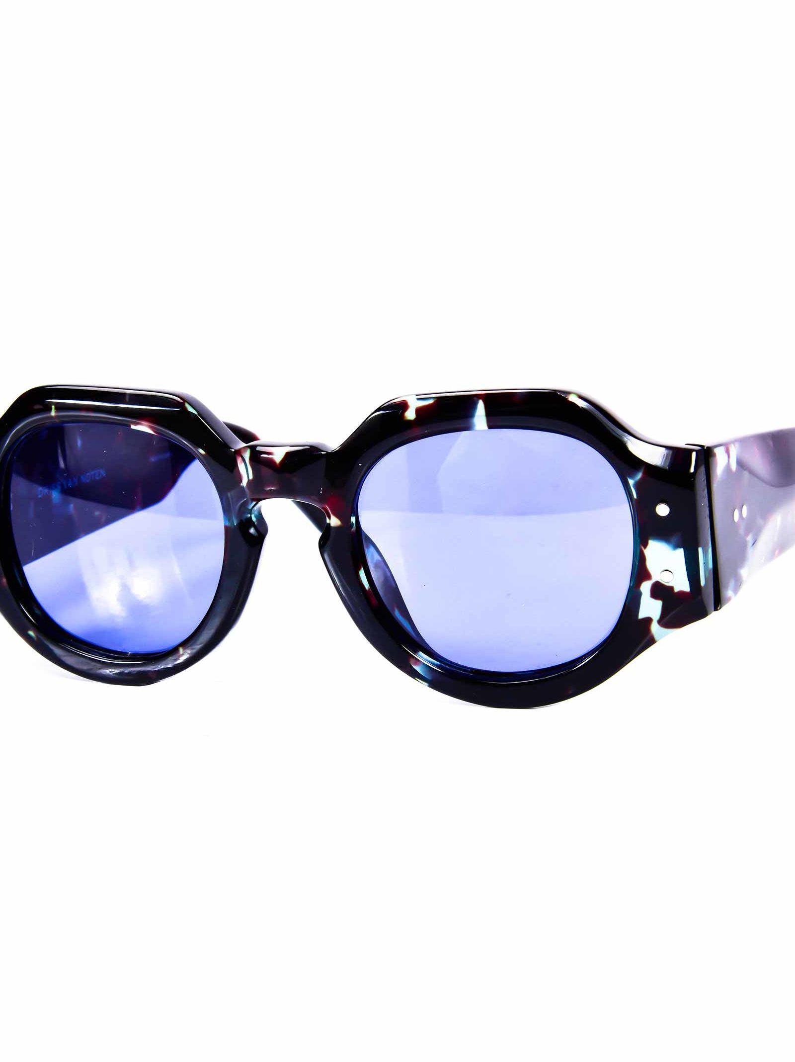 73d13e833e2e Linda Farrow Dries Van Noten Sunglasses In Cmulticolour