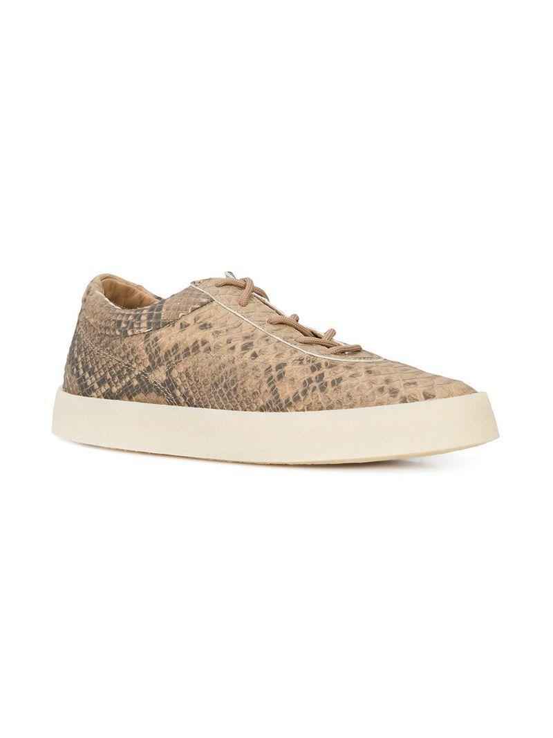 e21d1d22861b0 YEEZY. Yeezy Season 6 Crepe Sneakers ...