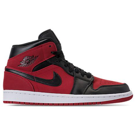 28b3fa98161b Nike Men s Air Jordan 1 Mid Retro Basketball Shoes