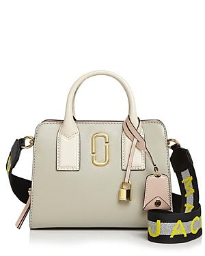 Marc Jacobs Little Big Shot Saffiano Leather Tote Bag In Dust Multi ... 71f018898498c
