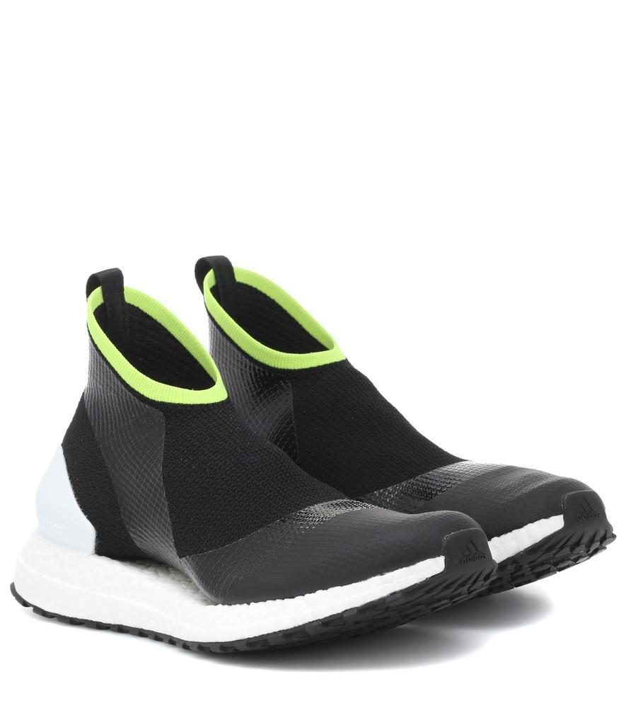 a37b054b2 Adidas By Stella Mccartney Adidas X Stella Mccartney Ultraboost All Terrain  Primeknit Trainers In Black