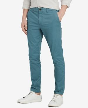 2d7efaaeb Tommy Hilfiger Men's Th Flex Stretch Slim-Fit Chino Pants, Created For  Macy's In