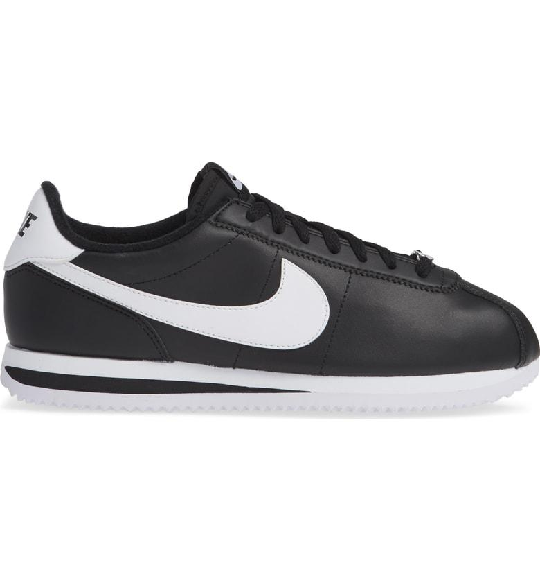 6a4456473235 Nike Men s Cortez Basic Leather Casual Sneakers From Finish Line In ...