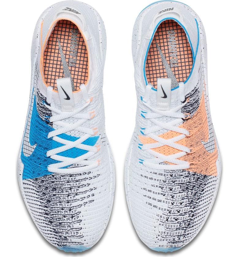 Previamente Calígrafo Degenerar  Nike Air Zoom Fearless Flyknit 2 Neo Training Sneaker In Blue   ModeSens
