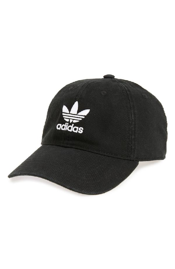 0774ad1ad1474 Adidas Originals Adidas Men s Originals Precurved Washed Strapback ...
