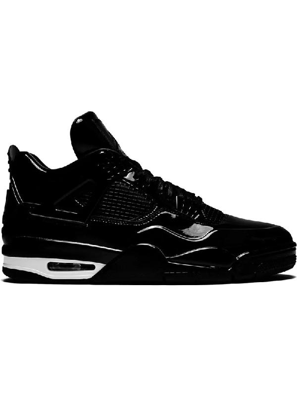 on sale 530e6 00a95 Jordan Air 4 11Lab4 Sneakers - Black