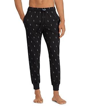 970d637be2 Pony Print Pajama Pants in Polo Black