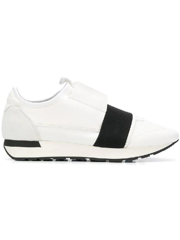 76a8439c008d0 Balenciaga Race Runner Leather