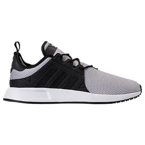 premium selection a496f e1d17 Adidas Originals Adidas Men s X Plr Casual Sneakers From Finish Line In  White Solid Grey
