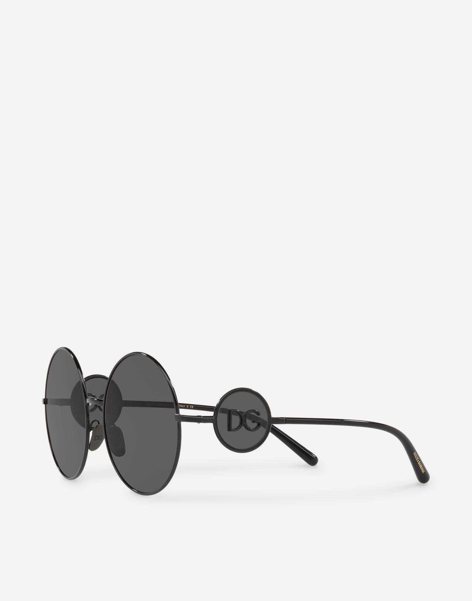 21613b2bf370 Dolce & Gabbana Sicilian Sweet Sunglasses In Black | ModeSens