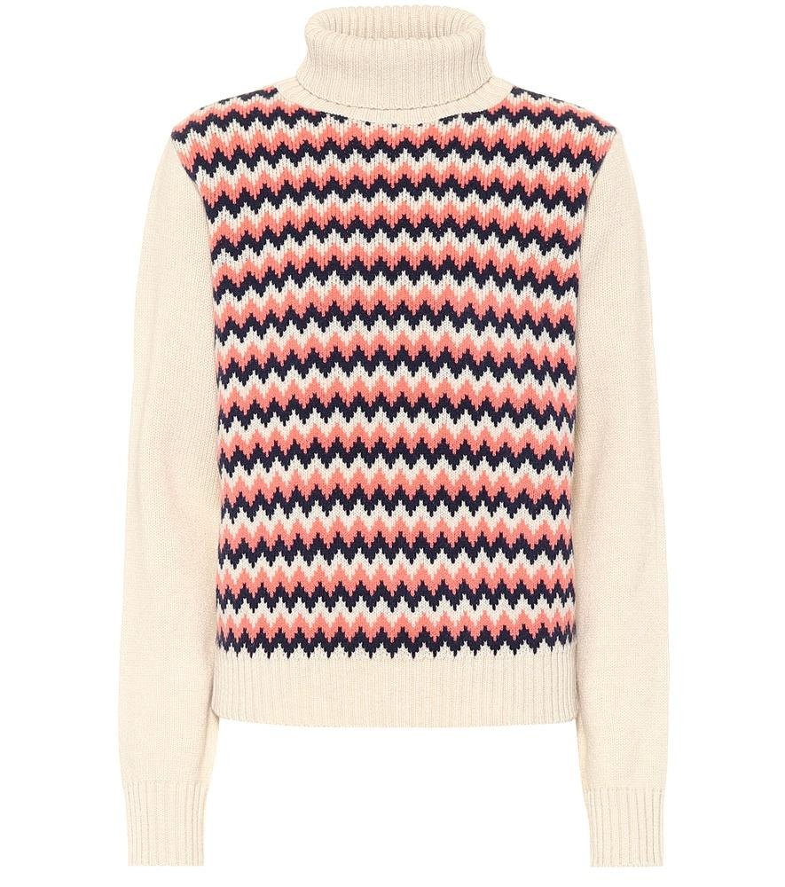 abcd352b30d Directrice Turtleneck Sweater in Neutrals