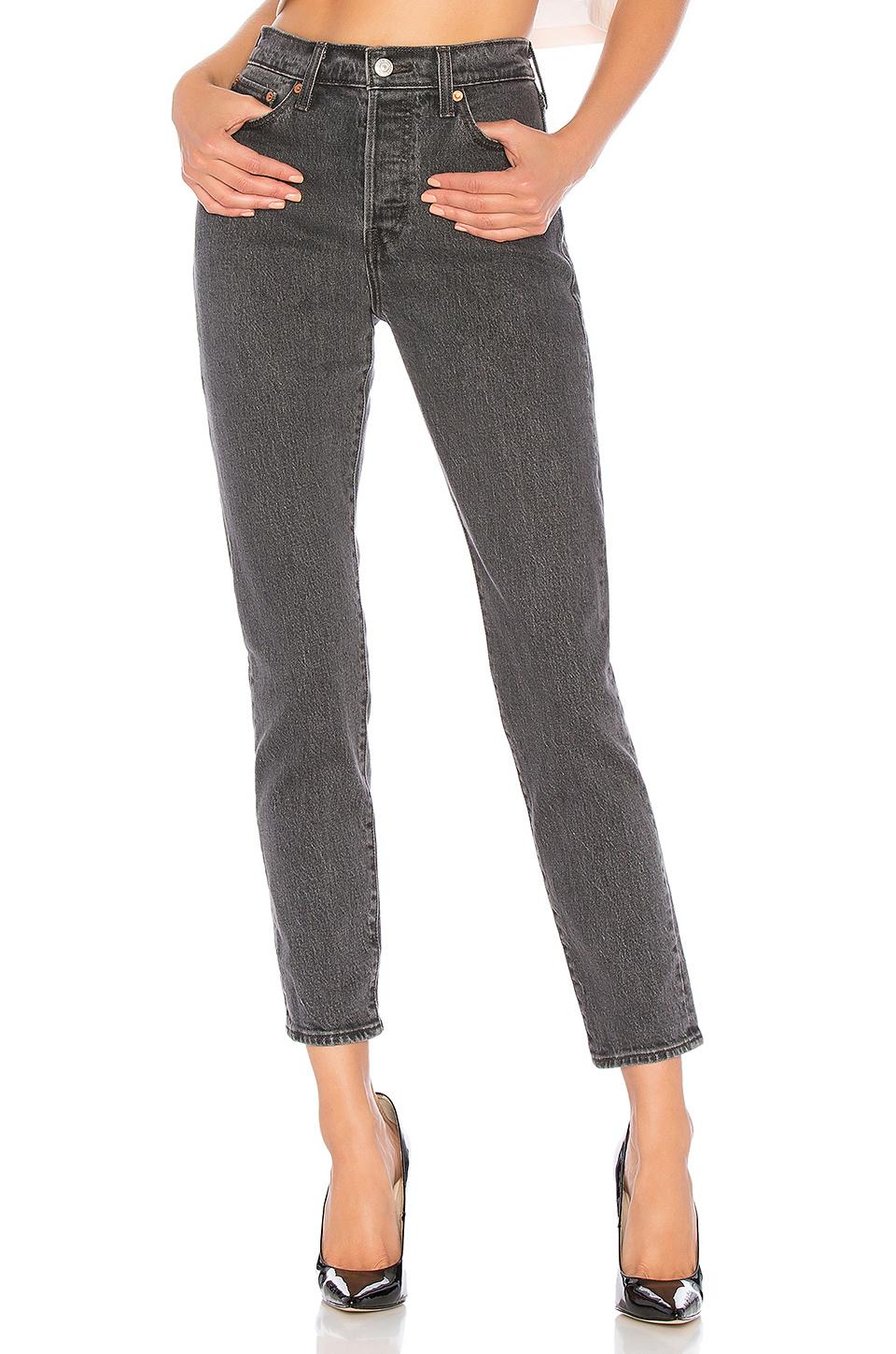 ebd97a87 Levi's Wedgie Icon Fit High Waist Ankle Jeans In Bite My Dust | ModeSens