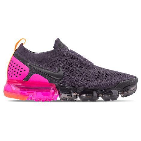 f861ab4d62 Nike Women's Air Vapormax Flyknit Moc 2 Running Shoes, Black In 001 Gridiro