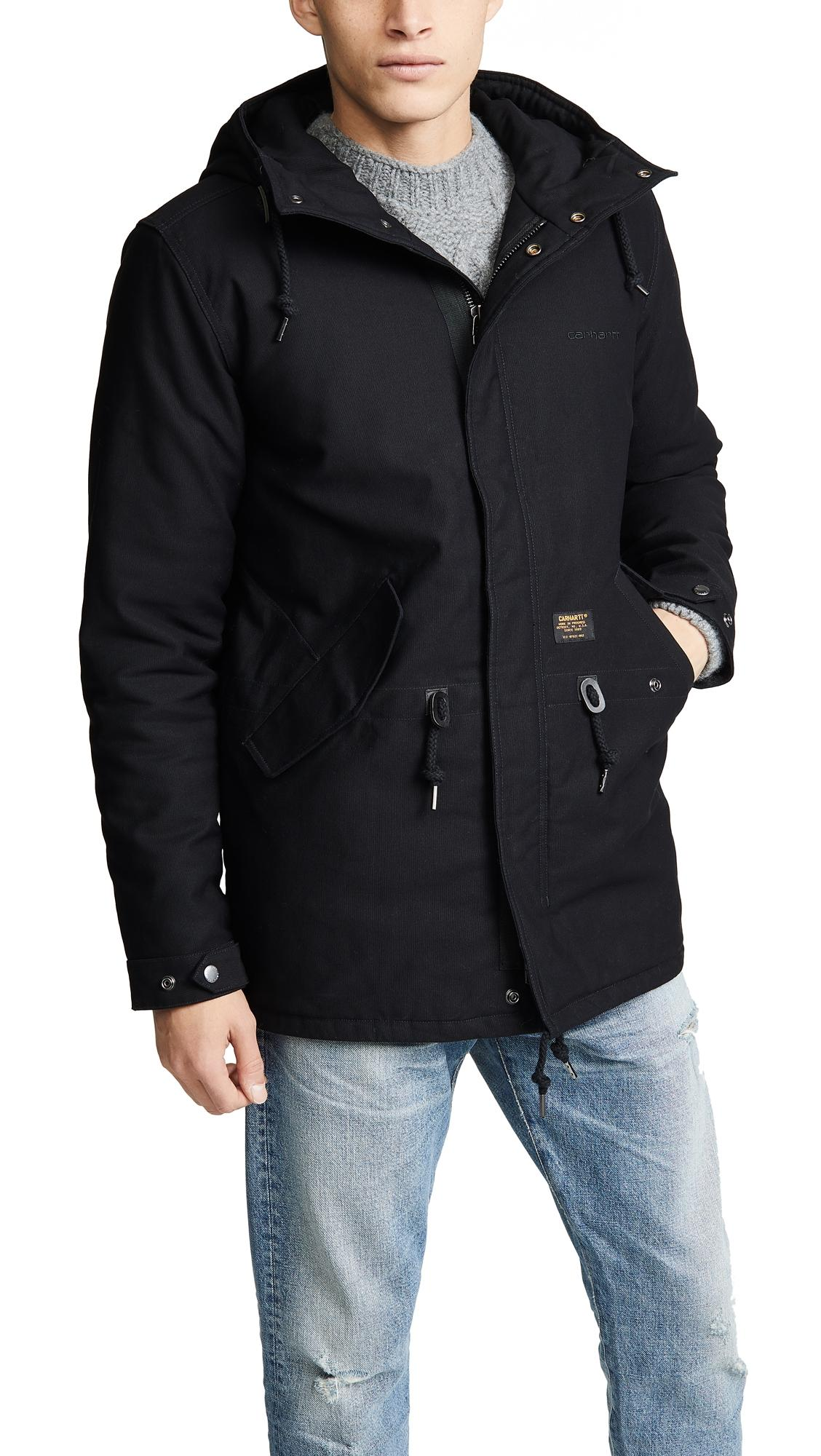 superior quality 7fab5 9ee29 Clash Parka in Black