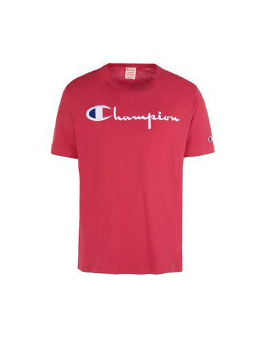 62585559 Champion T-Shirts In Red | ModeSens
