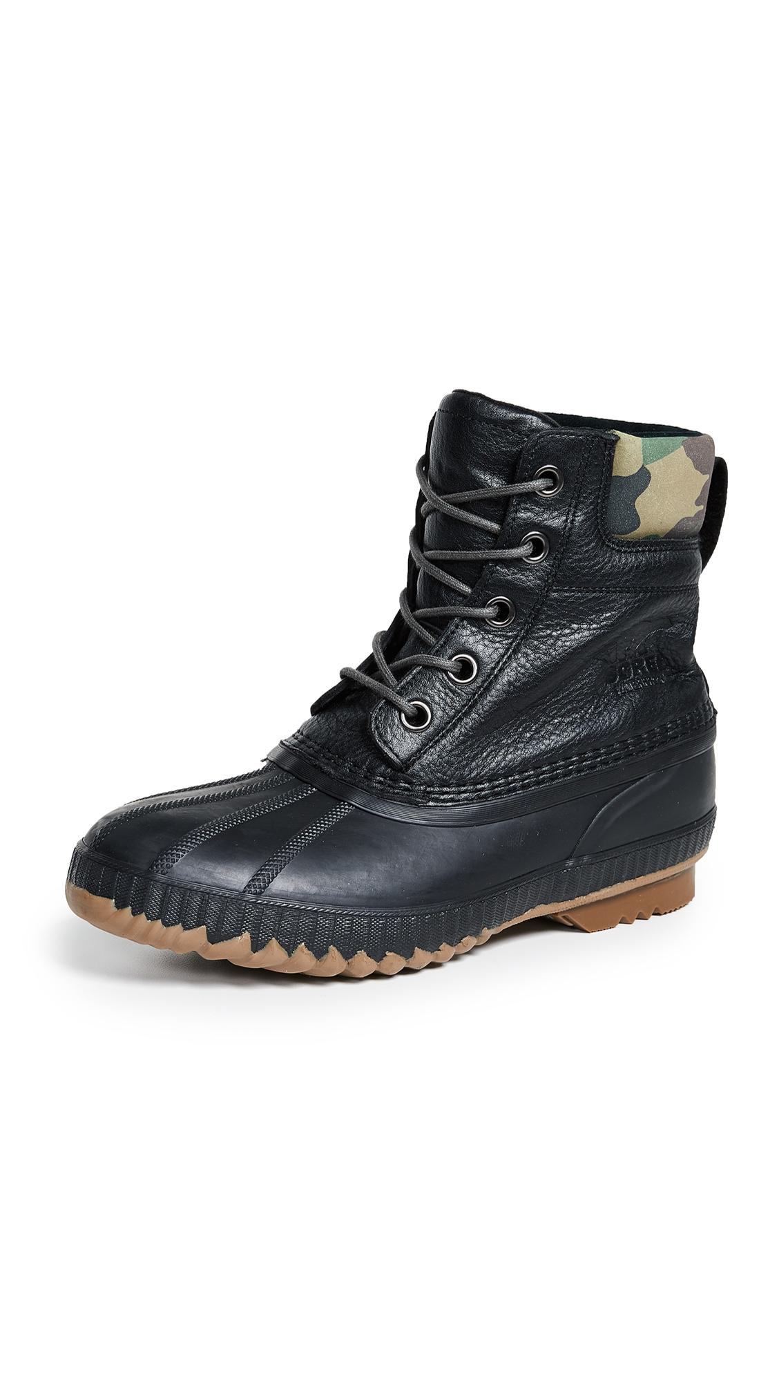 68eb6694352 Cheyanne Ii Premium Camo Hiking Boots in Black/Alpine