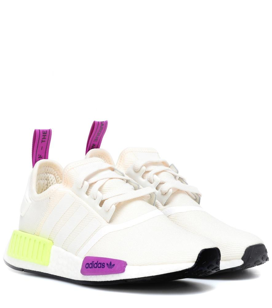 finest selection 389b9 d44f3 Nmd R1 Sneakers in White