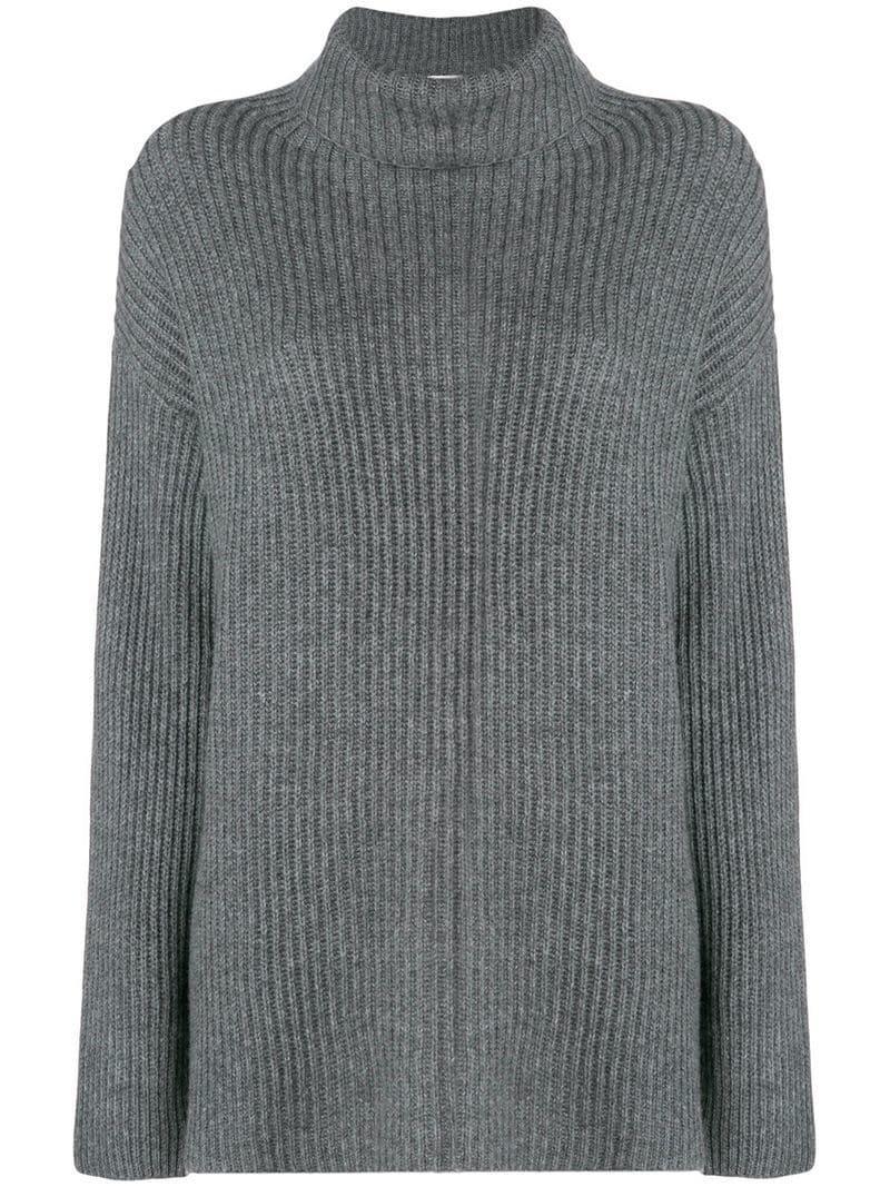 0fc00fec8a5404 Le Kasha Lisbon Sweater - Grey   ModeSens