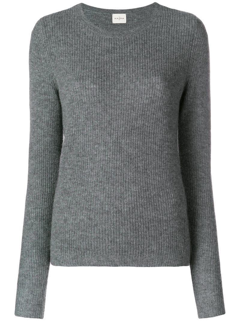 353265d1e Le Kasha Dublin Sweater - Grey. Farfetch
