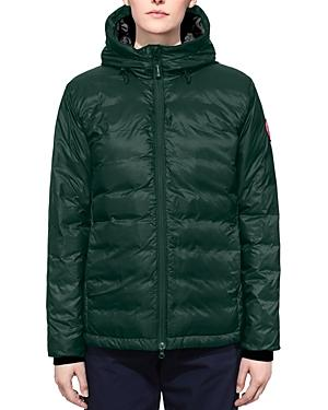 c8c3c77d4aa9 Canada Goose Camp Hooded Quilted Shell Down Jacket In Dark Green ...