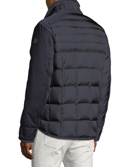 77af49355 Men's Ryan Hooded Puffer Jacket in Navy