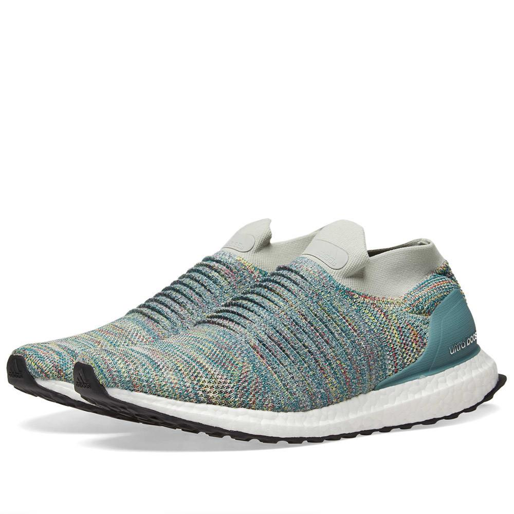 8a4aab99bcd9e Adidas Originals Adidas Ultra Boost Laceless In Green
