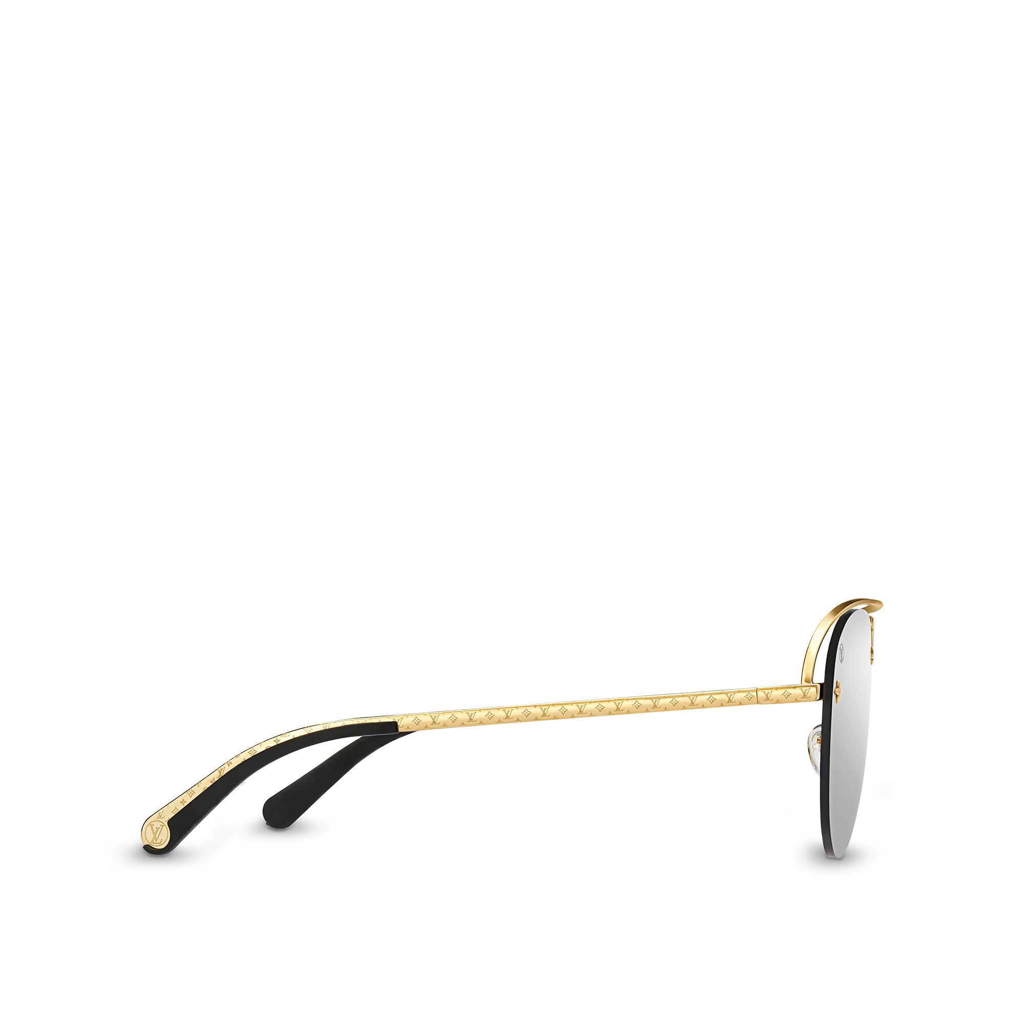7eedfc7437 Louis Vuitton Grease Sunglasses