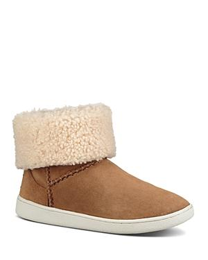 0de10bcf215 Women's Mika Classic Suede Slip On Sneakers in Chestnut