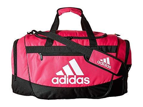 2b65e7754 Adidas Originals Defender Iii Medium Duffel, Shock Pink/Black/White ...