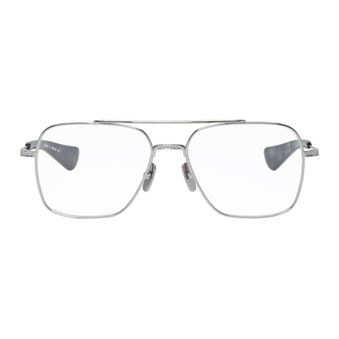 009d38dd5962 Dita Silver Flight Seven Glasses In Black Palla