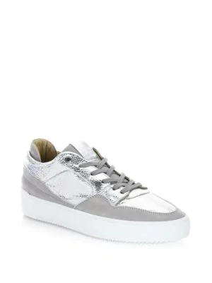 ccd63040eb15 Android Homme Omega Low-Top Sneakers In Grey
