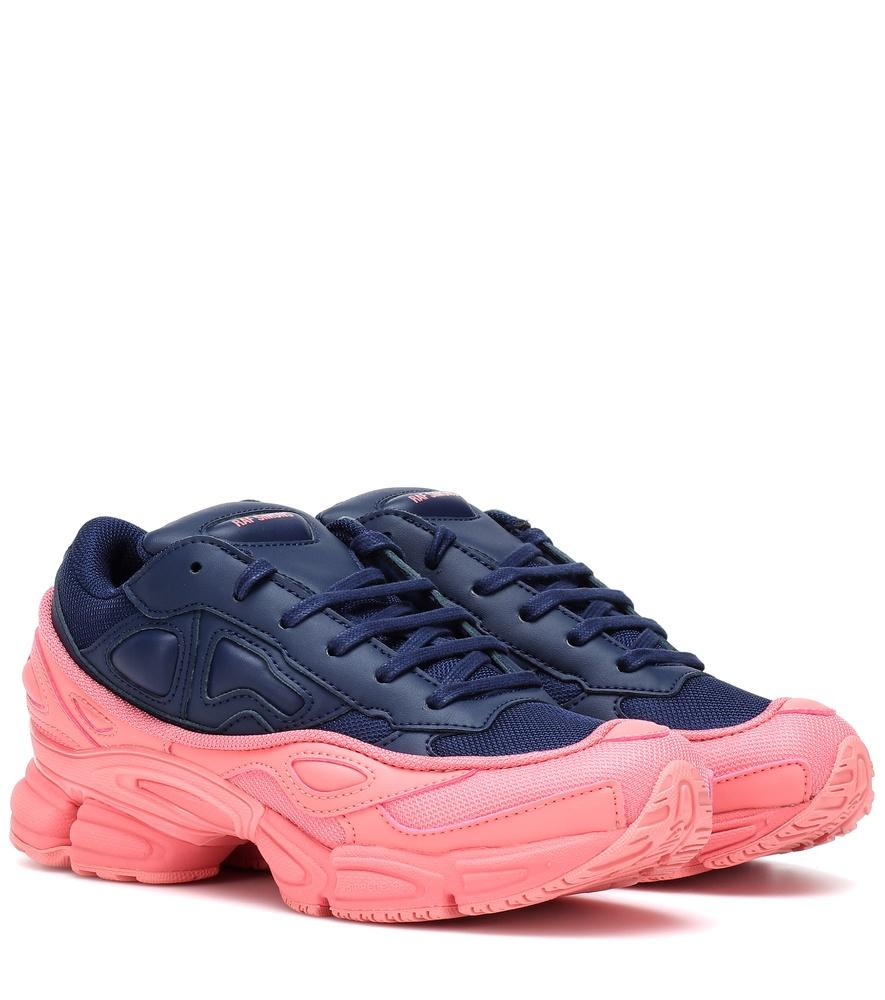 7660da87a5bd Adidas By Raf Simons Men s Ozweego Dipped Color Trainer Sneakers ...