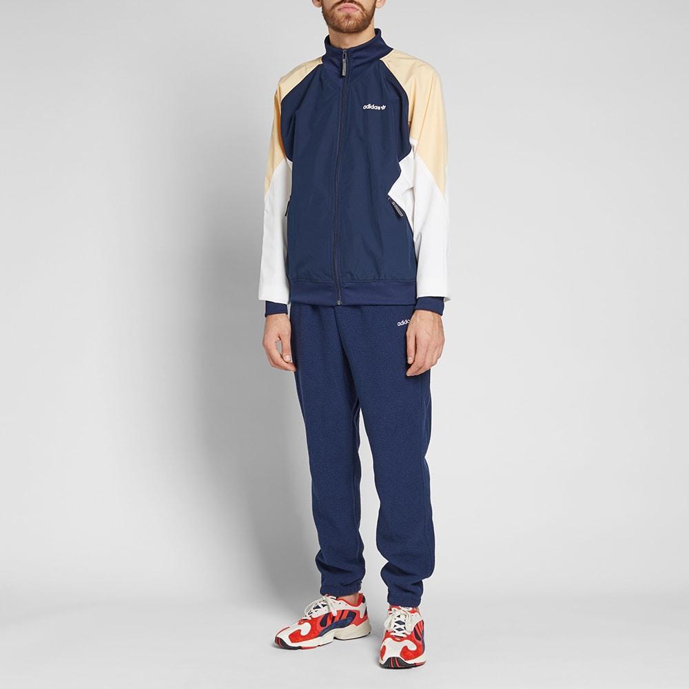 12cfe83bfb3fe Adidas Originals Adidas Eqt Woven Ripstop Jacket In Blue