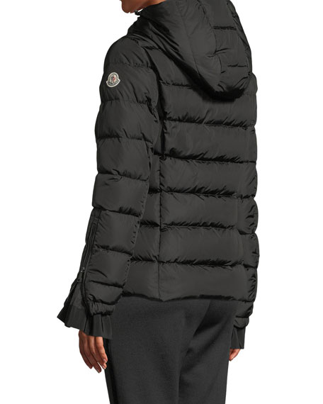 9fed8415f Alouette Quilted Down Jacket in Black
