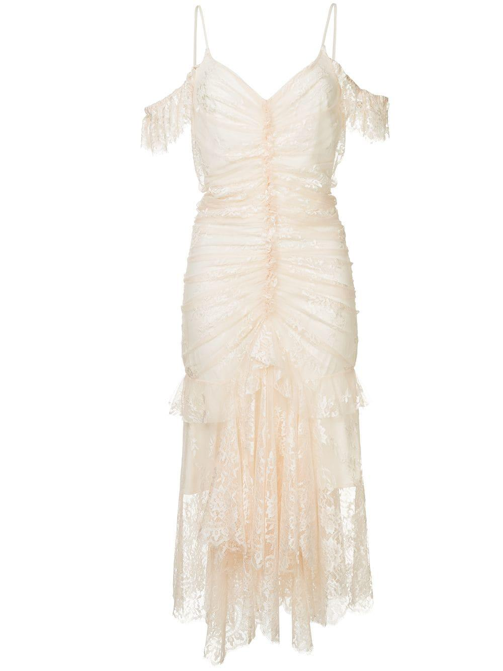 948c615434693 Alice Mccall Plus One Dress - Neutrals | ModeSens