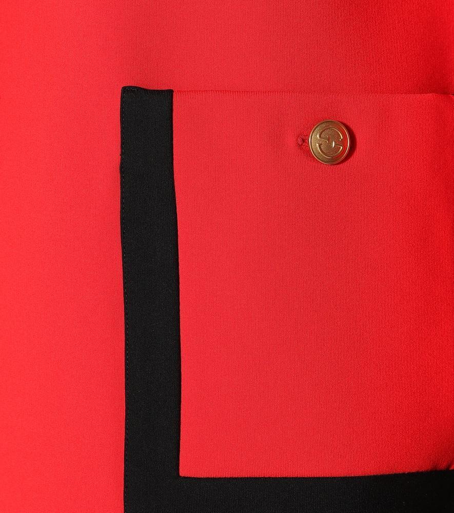 GUCCI JERSEY DRESS,P00343099