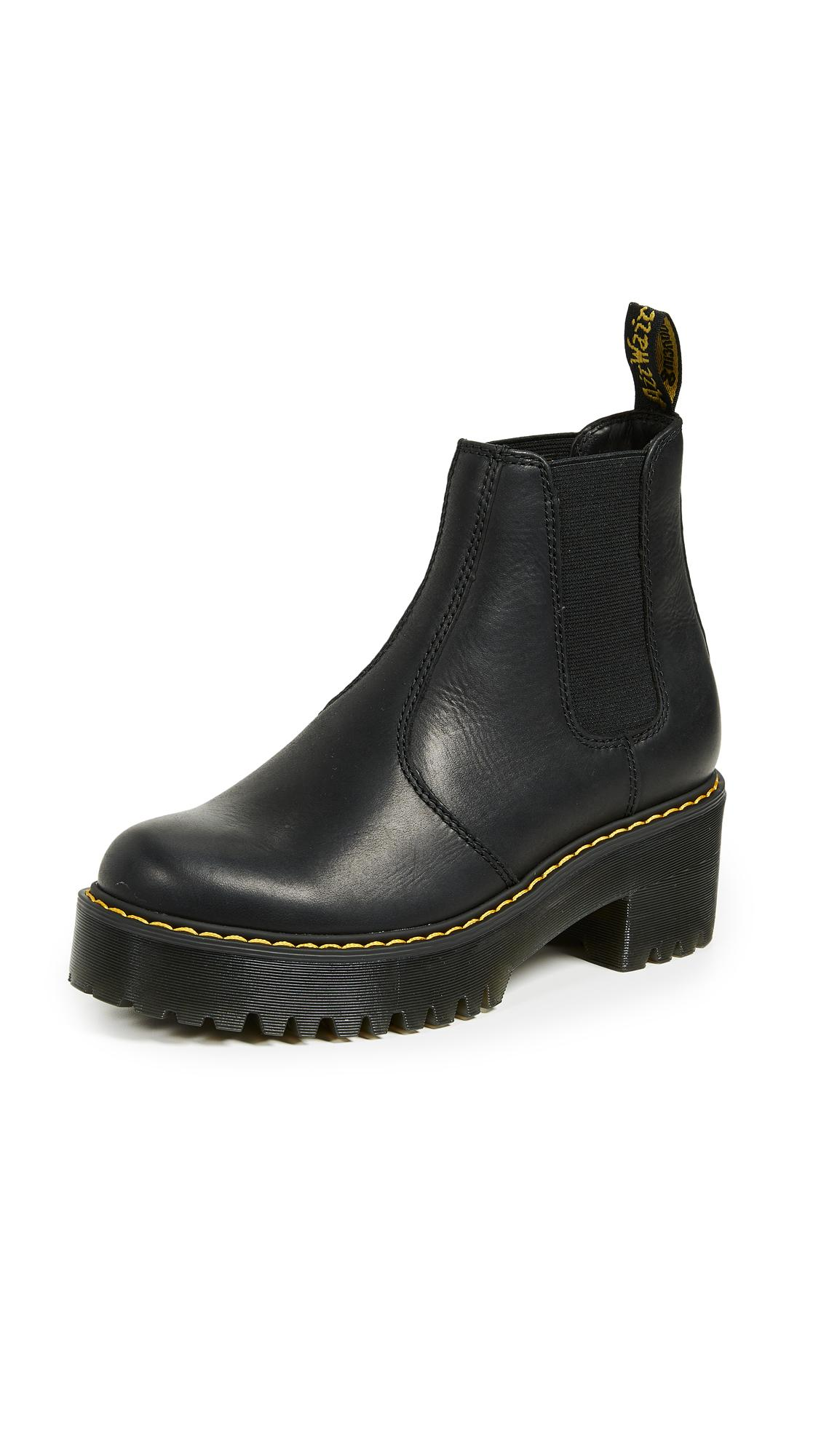 d95906bbdb3 Dr. Martens Rometty Chelsea Boots In Black