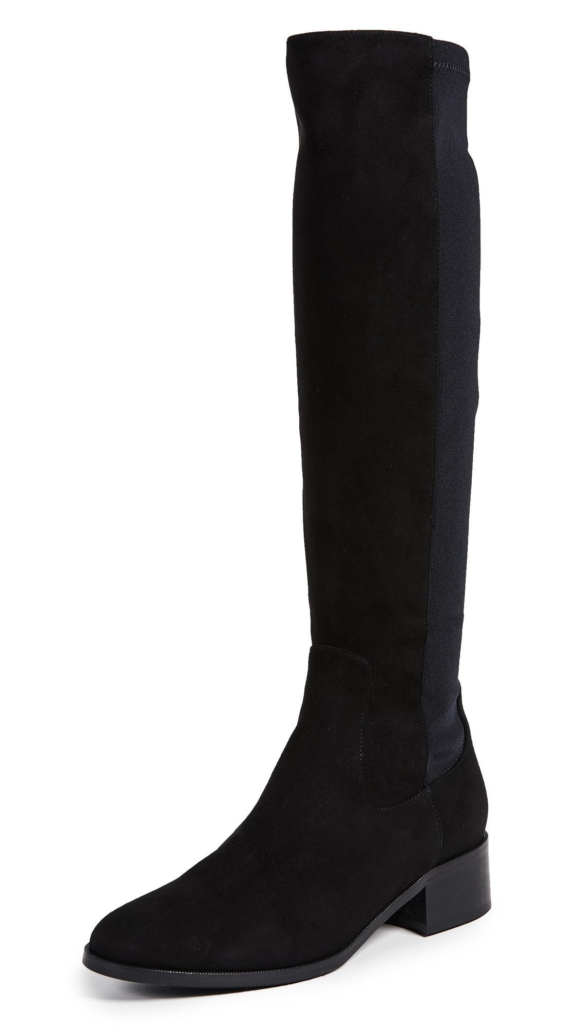 7038f904280 L.K. Bennett Bella Tall Boots In Black